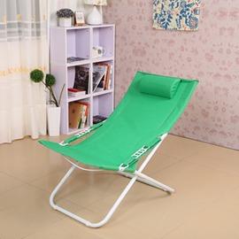 柏思睿躺椅折疊 椅午休椅午睡椅帆布太陽沙灘椅戶外椅~型男部落~