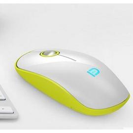 無線充電藍牙滑鼠靜音無聲筆記本安卓平板無限滑鼠~型男部落~