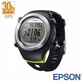 新竹市 EPSON RUNSENSE SF-310G 健康愛跑運動錶