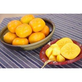 ~鄒頌~~~5台斤約12~15顆~ 特選高山摩天嶺甜柿子6A 小顆粒