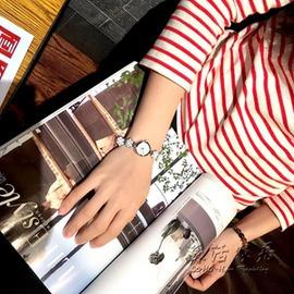 手鍊錶學生女士手錶女生石英送情侶老人朋友腕錶女錶igo~型男部落~