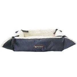 TopZoo 精緻法國品牌燕子系列翻毛寵物籃 150 ~ 26S38  150~46L51