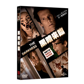 合友唱片 黑暗來臨 The Darkness DVD