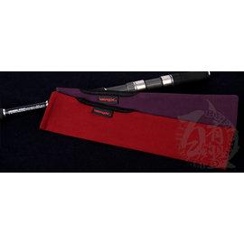 ◎百有釣具◎WEFOX(V-FOX) WDX-1011 彈性竿袋 竿襪 40cm 防勾紗高彈性材料針織成型 顏色隨機出貨