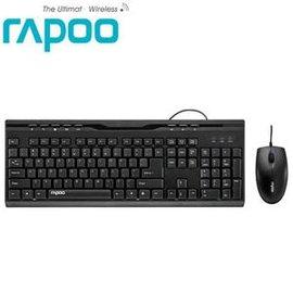 ^~奇奇3C^~ Rapoo 雷柏 NX1710有線光學鍵鼠組