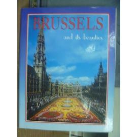 ~書寶 書T6╱旅遊_PNX~Brussels and its beauties