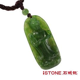 石頭記 碧玉寶瓶如意觀音項鍊