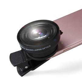 手機鏡頭 超廣角微距蘋果iPhone6S套裝單反外置 神器攝像頭~型男部落~