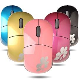 瑪尚N6000鼠標USB筆記本電腦有線鼠標女生可愛鼠標有線USB鼠標~型男部落~