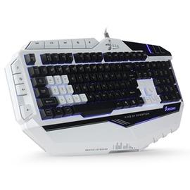 機械手感背光防水臺式筆記本電腦CFlol外接有線遊戲鍵盤~型男部落~