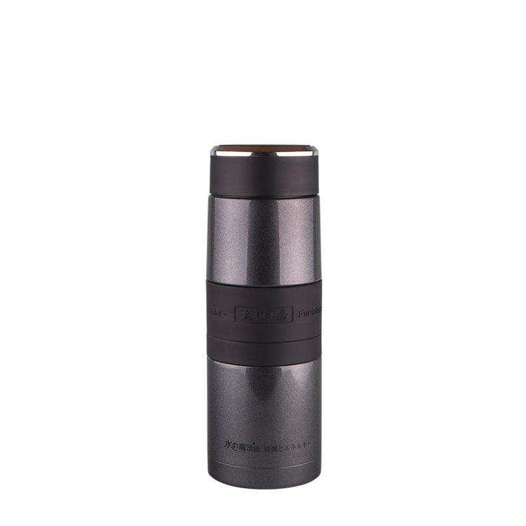 太和工房負離子能量保溫瓶CAH【600ml】黑色