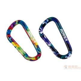 Kovea 韓國 鉤環~D型6mm不分色 KN8AC0331 露營 桌椅 廚房 帳篷 BB