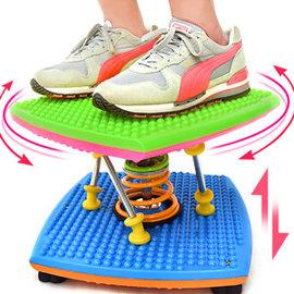 炫彩雙彈簧扭腰跳舞機 C188-85A (結合跳繩.扭腰盤.呼拉圈)跳舞踏步機美腿機跳跳樂.扭扭盤扭腰機.運動健身器材.推薦哪裡買ptt