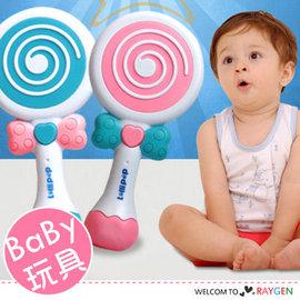 兒童啟蒙音樂聲光棒棒糖安撫玩具【HH婦幼館】