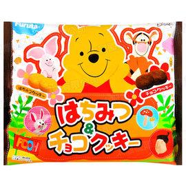 Furuta製果 小熊蜂蜜巧克力綜合餅乾 ^(120g^)