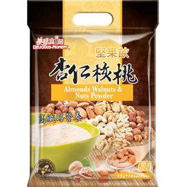 ~美味食刻~堅果飲-杏仁核桃^(33公克×10包^)