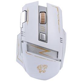 自由角落霸氣十足卡佐I9可充電靜音無聲遊戲級無線滑鼠AZZOR無需更換電池