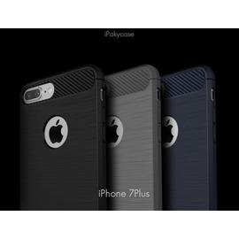 ipaky 拉絲紋輕薄 防摔抗震 蘋果 apple TPU軟 I phone 7 I ph