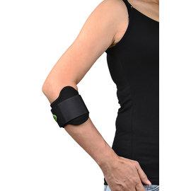東陞肢體裝具^(未滅菌^)~TS243^(黑^)TS240^(膚^)矽膠型護肘