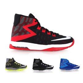 NIKE AIR DEVOSION (GS) 女高筒籃球鞋 (免運【02015802】≡排汗專家≡