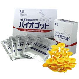 北海道黃金蘑菇萃取液^(80ml 袋 10袋1盒^)│奇蘑之液