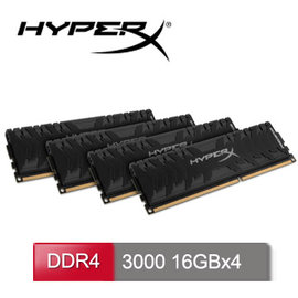 買HyperX~送螺絲起子HyperX Predator DDR4~3000 64GB^(