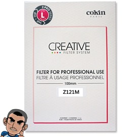 COKIN cokin 高堅 Z120M Z ~PRO L 短切 soft 中性灰色 漸層