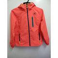 MIZUNO 女生多 外套 橘色 排汗 保暖 防風 防潑水~32TE578866~登瑞體育