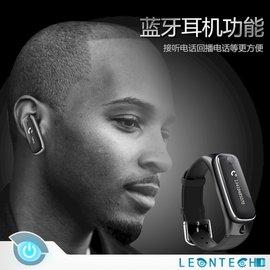 ^~靂昂科技^~^~新佰^~M6智能手環藍牙耳機通話 計步安卓IOS手錶電話迷你耳塞式