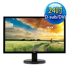 ~上震科技~acer K242HQL 24型LED背光寬電腦螢幕