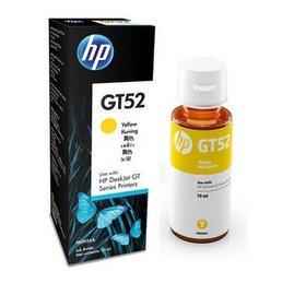 ~Pro Ink~HP GT52 盒裝黃色填充墨水瓶  70ML