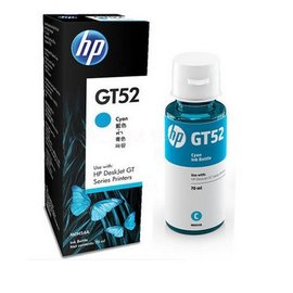 ~Pro Ink~HP GT52 盒裝藍色填充墨水瓶  70ML