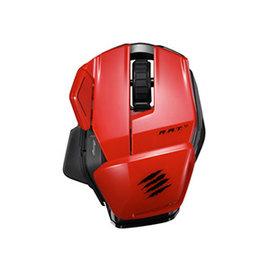 ^~硬派精璽^~ MadCatz Office RAT M 藍芽3.0雷射無線滑鼠2000