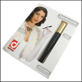 ◆斯摩客商店◆~denicotea~Long長煙嘴系列~彈簧煙嘴 金頭黑炳 ~德國