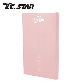 TCSTAR 4000輕薄高效能 行動電源 玫瑰金