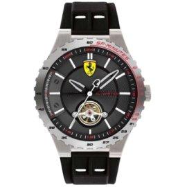 FERRARI 法拉利 狂熱飆速 機械計時腕錶 0830364