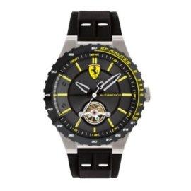 FERRARI 法拉利 狂熱飆速 機械計時腕錶 0830365