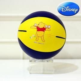 【Disney 正版授權】6吋兒童籃球(黃藍) - 新北市閃電到貨