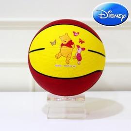 【Disney 正版授權】6吋兒童籃球(黃紅) - 新北市閃電到貨