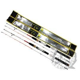 ◎百有釣具◎海力士EVO 大魚祈願 二本式 鐵板路亞竿 8尺 直柄 萬用手工竿 超靈敏竿尾