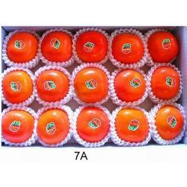 ~海拔1200米 甜柿~7A~30粒~15台斤 箱~1箱 組~10 05起訂11 30結束