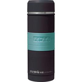 太和工房負離子能量保溫瓶MAH【350ml】黑綠色