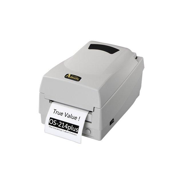 ARGOX OS~214 203DPI 熱感熱轉二用 條碼機 標籤機 貼紙機 打印機  灰