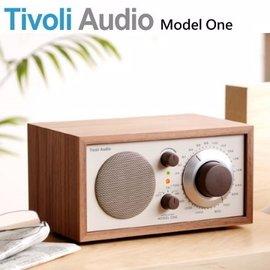 Tivoli Audio Model One AM FM 桌上型收音機^(胡桃木^)