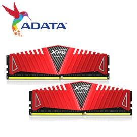 ~送電競滑鼠墊~ADATA威剛 XPG Z1 DDR4 3000 32G 16G~2 超頻