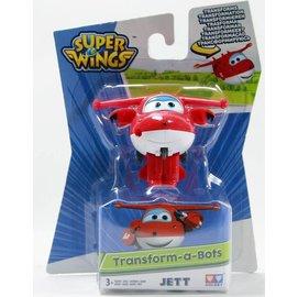 Super Wings超級飛俠 迷你變形-杰特