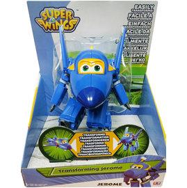 Super Wings超級飛俠 變形傑洛米