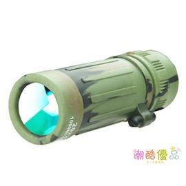 菲萊仕袖珍單筒望遠鏡高倍軍迷用品高清夜視微光防水便攜觀鳥鏡~Dudubobo~