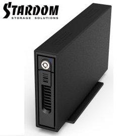 RAIDON 3.5吋USB eSATA 1bay外接盒  USB3.0  eSATA 兩
