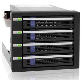 ICY DOCK 4轉3內接SATA模組-MB154SP~B